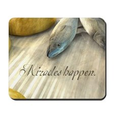 Cute Parable Mousepad