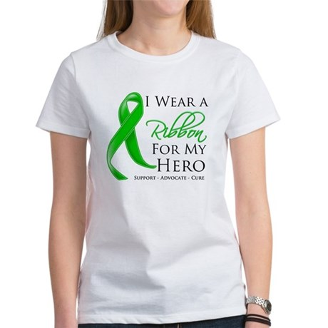 Hero Bile Duct Cancer Women's T-Shirt