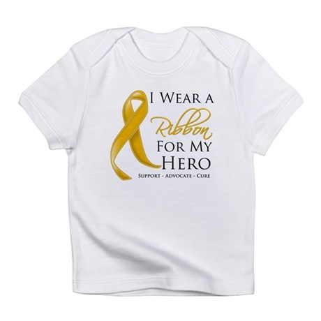Hero Appendix Cancer Infant T-Shirt
