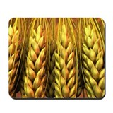 Unique Wheat Mousepad