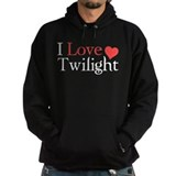I Love Twilight Hoody
