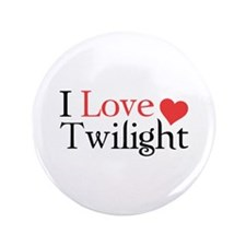 "I Love Twilight 3.5"" Button"