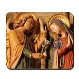 Unique Annunciation Mousepad