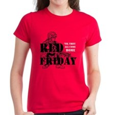 Funny Red friday Tee