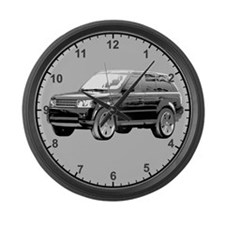 Range Rover Large Wall Clock