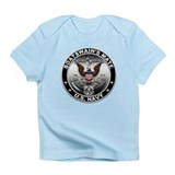 USN Boatswain's Mate Eagle BM Infant T-Shirt