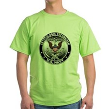 USN Cryptologic Technician Ea T-Shirt