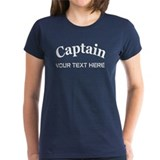 CUSTOMIZABLE CAPTAIN Tee