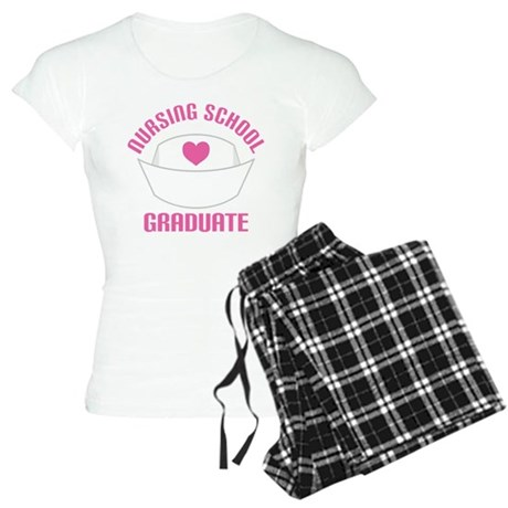 Nursing School Graduation Women's Light Pajamas