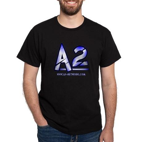 A2 Logo Black Shirt