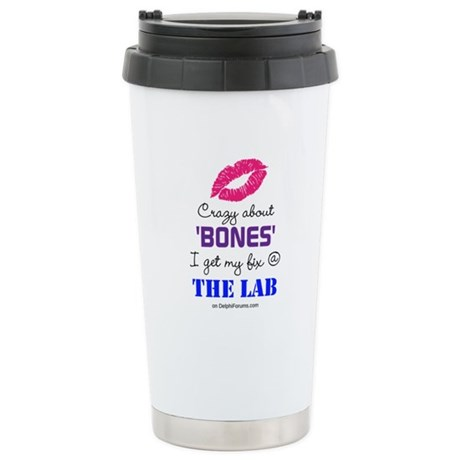 Bones Forum ~ The Lab Ceramic Travel Mug