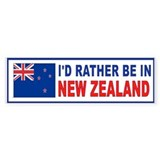 Cute Auckland Bumper Sticker