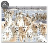 Golden retrievers Puzzles
