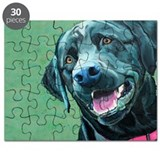 Black Labrador Puzzle
