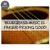 Bluegrass Fingerpicking Puzzle