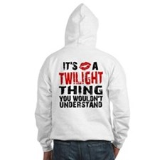 Twilight Thing Lips Hoodie