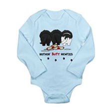 Nothin' Butt Newfies Baby Suit