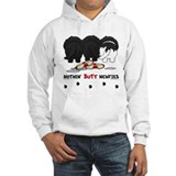 Nothin' Butt Newfies Jumper Hoody