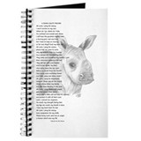 Cute Endangered animals Journal