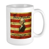 George Washington 1792 Campaign Mug