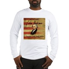 John Adams 1800 Campaign Long Sleeve T-Shirt