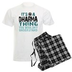 Dharma Thing Men's Light Pajamas