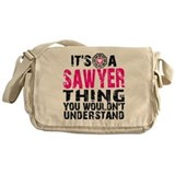 Sawyer Thing Messenger Bag