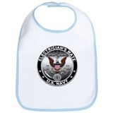 USN Electricians Mate Eagle E Bib