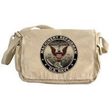 USN Machinery Repairman Eagle Messenger Bag