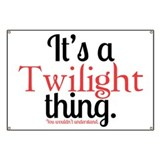 Twilight Thing Banner
