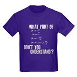 Funny Math Equation T