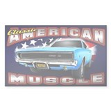 American Muscle - Charger Decal