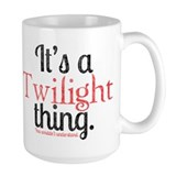 Twilight Thing 2 Mug