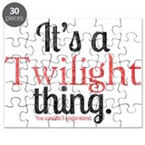 Twilight Thing 2 Puzzle
