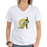 cricket batsman retro Shirt