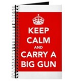 Carry a Big Gun.... Journal