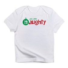 Just a Little Naughty Infant T-Shirt