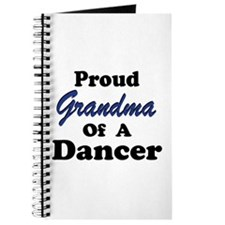 Grandma of a Dancer Journal