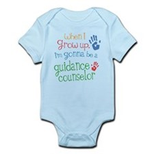 Kids Future Guidance Counselor Infant Bodysuit