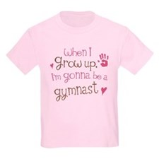 Kids Future Gymnast T-Shirt