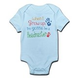 Kids Future Headmaster Infant Bodysuit