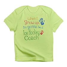 Kids Future Ice Hockey Coach Infant T-Shirt