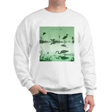 Morning on the water Sweatshirt