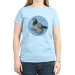 Frillback Pigeon Grizzle Women's Light T-Shirt