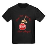 Funny Food allergy T