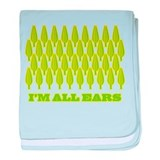 I'm All Ears baby blanket