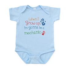 Kids Future Mechanic Infant Bodysuit