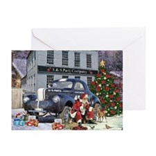 Rat Rod Studios Christmas Cards 19 (Pk of 10)