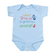 Kids Future Microbiologist Infant Bodysuit