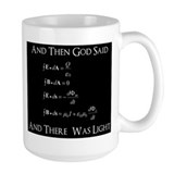 And God Said... Funny Mug